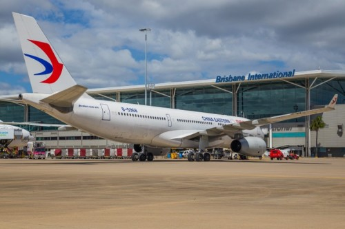 China Eastern launches BNE - Shanghai flights Dec 2016