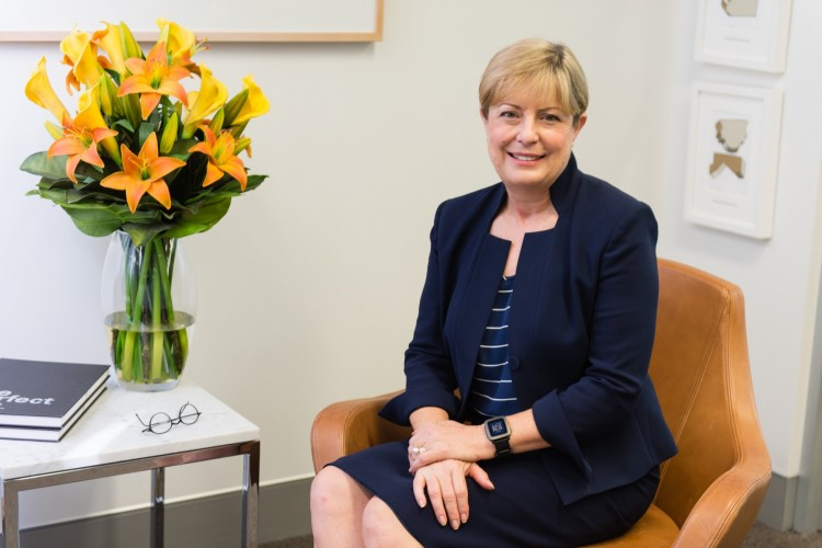 Julieanne Alroe, BAC CEO and Managing Director