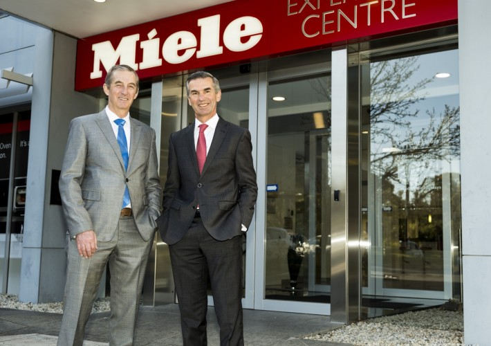 Miele signs up for new warehouse at BNE