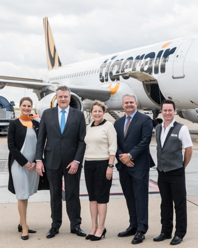 Tigerair announces third aircraft based at BNE