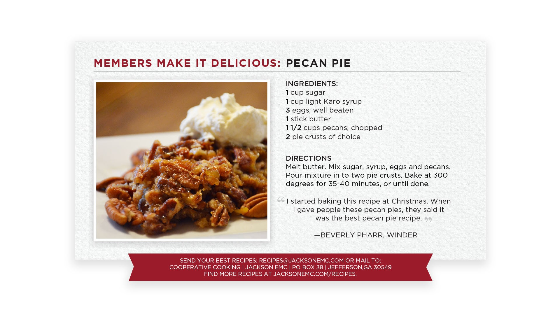 Dec18_JEMCO_Recipe_PecanPie