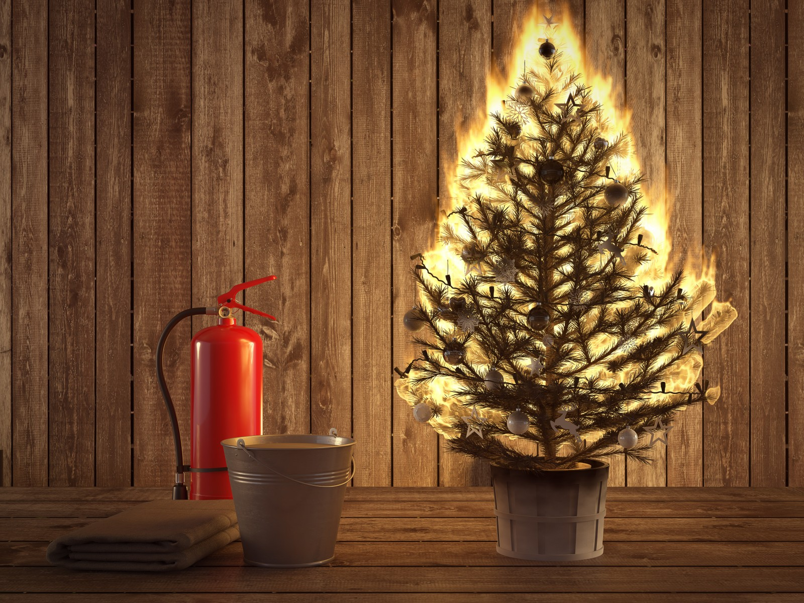 Holiday Fire Dangers