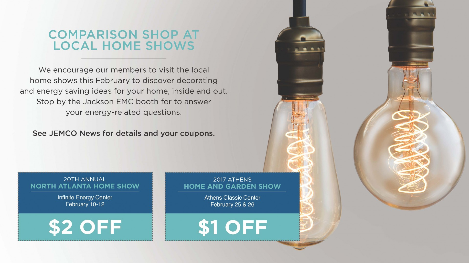 Need to Know: Comparison Shop at Local Home Shows