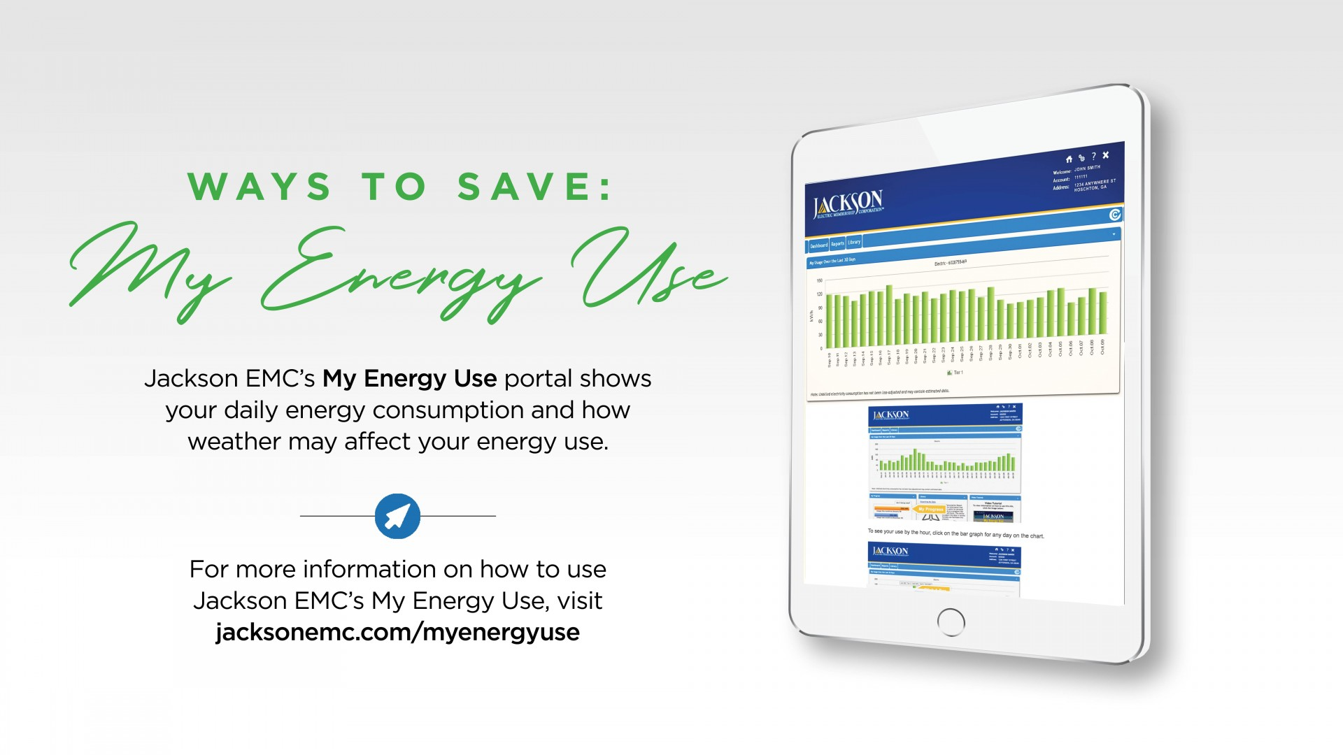 JEMCO-My Energy Use