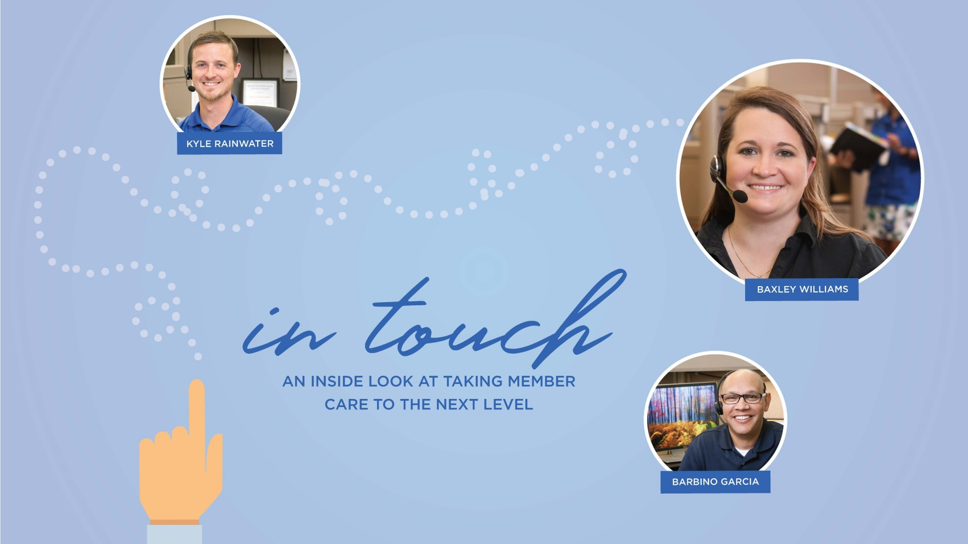 In Touch: Member Service