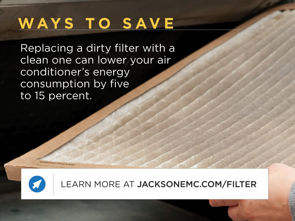 Ways to Save Filter