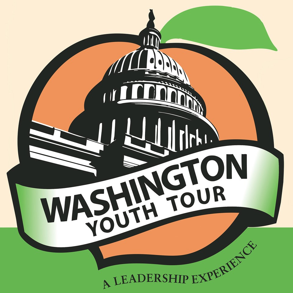 Now Accepting Washington Youth Tour Applications