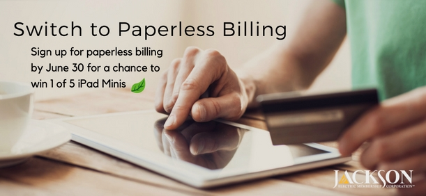 Paperless Billing for News Site