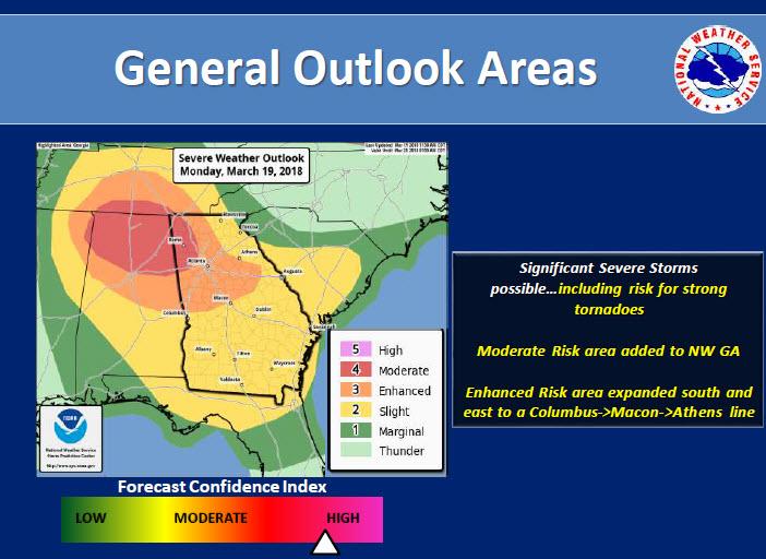 Jackson Emc Power Outage Map Jackson EMC Preparing for Storm Threat