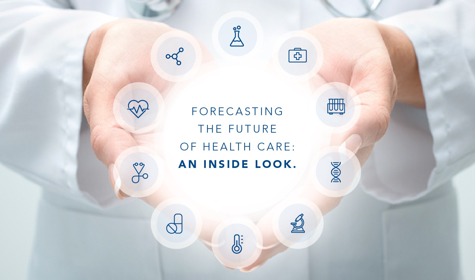 Forecasting the Future of Health Care with Bill Georges