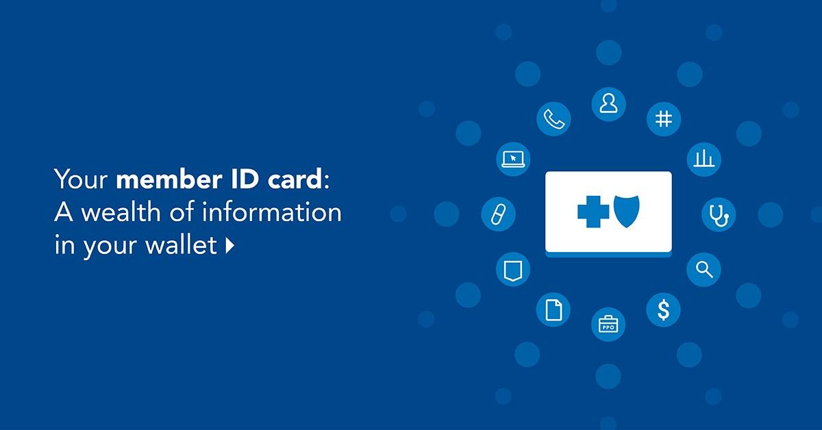 Horizon BCBSNJ   Member ID Card
