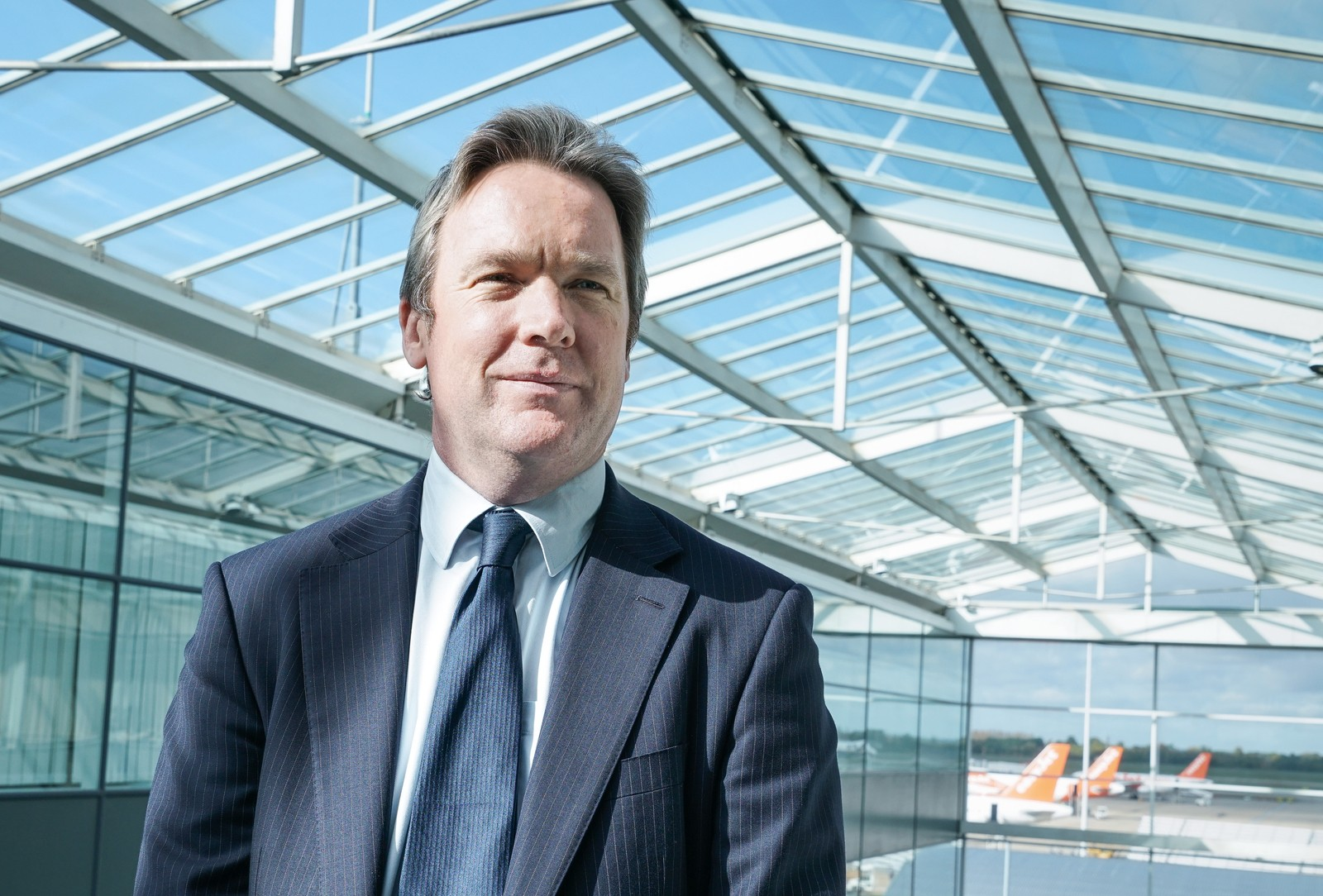 Ken O'Toole - London Stansted CEO