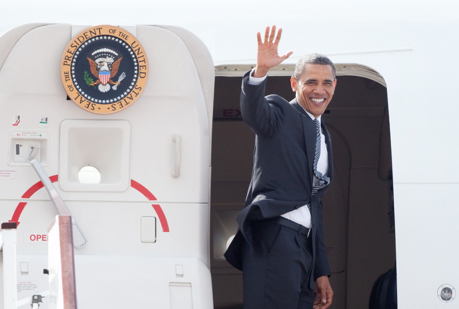 Since 2008, the US President has used Stansted for visits to the UK.