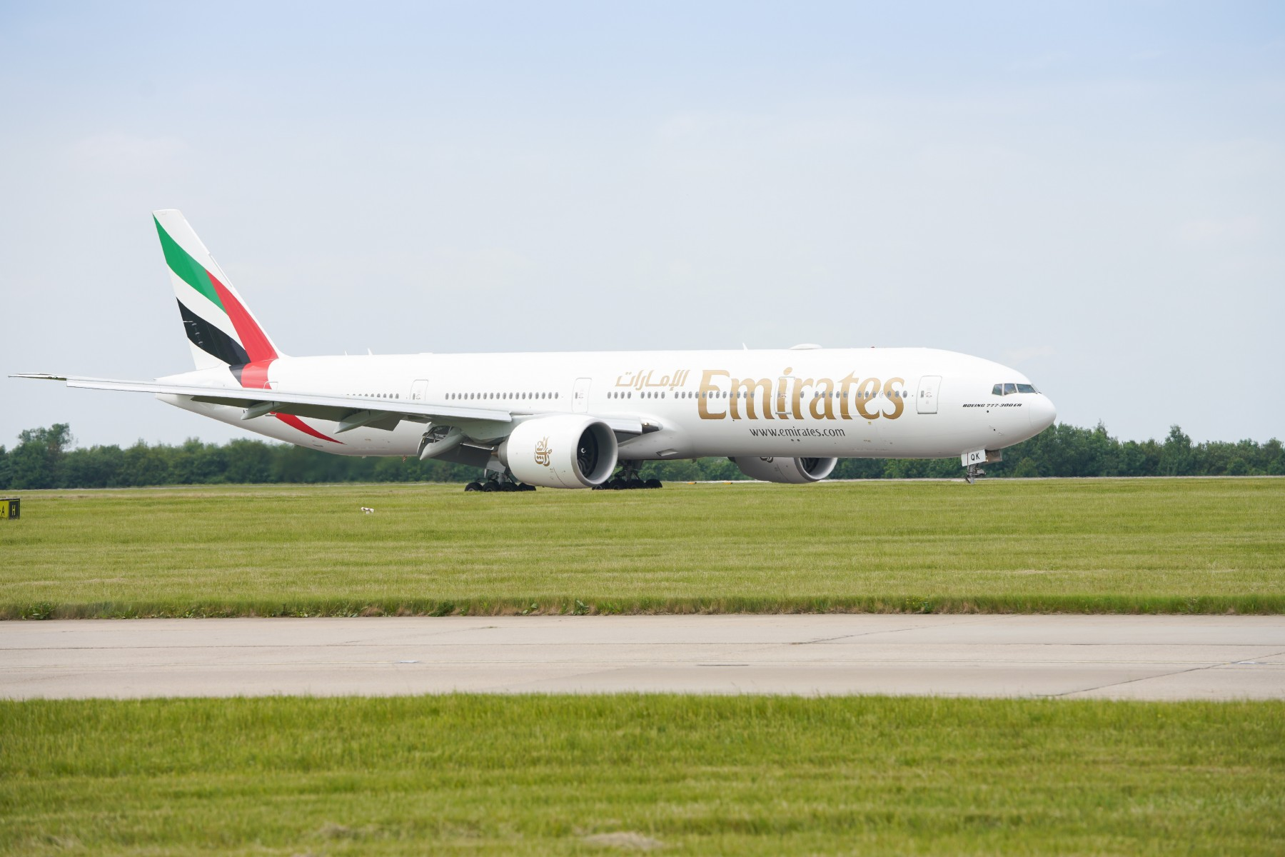 Emirates started direct flights to Dubai from London Stansted in June this year. The airport's first daily service to the UAE.