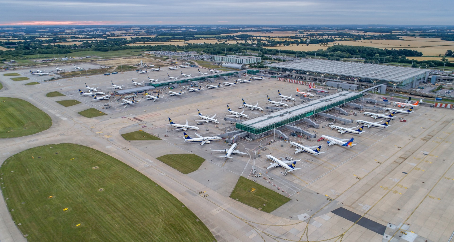 Busiest Ever Month At London Stansted As Airport Passes 25 Million