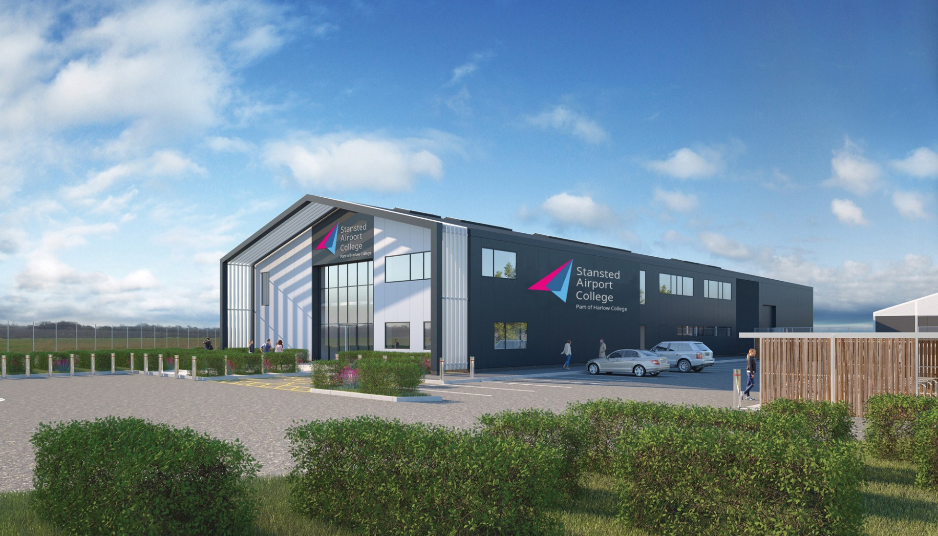 First On Site College At A Major Uk Airport Gets The Green Light