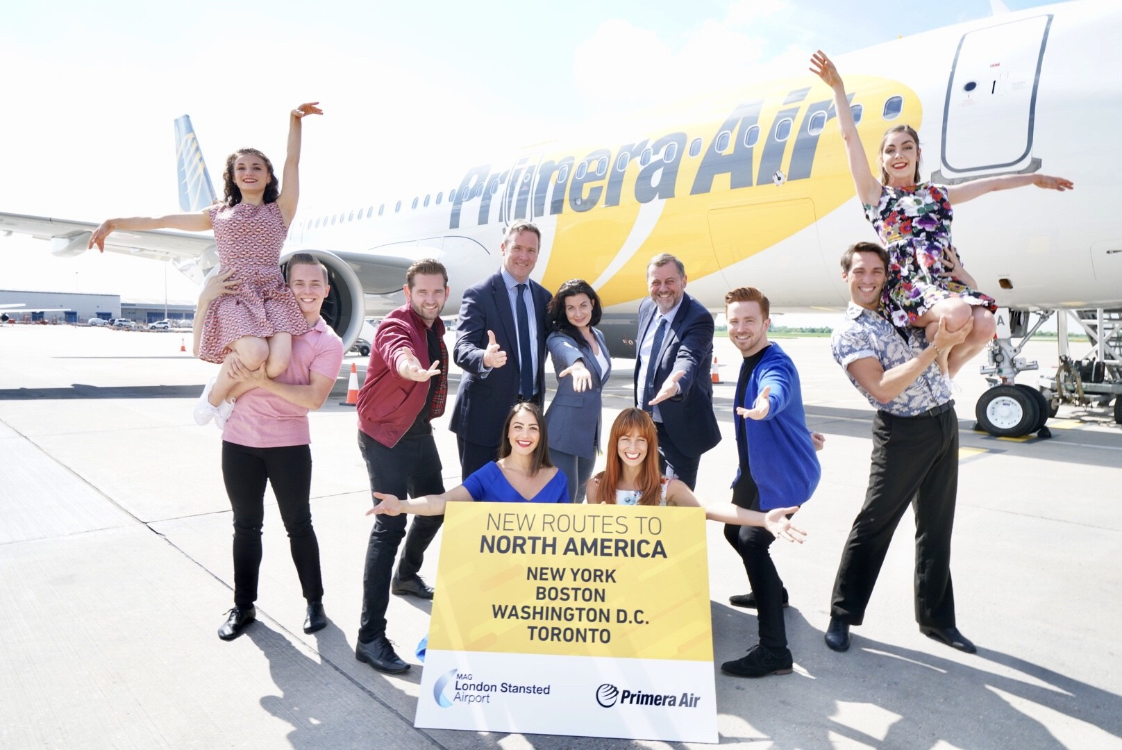 New Airlines And Route Launches Help Drive Record Passenger Numbers