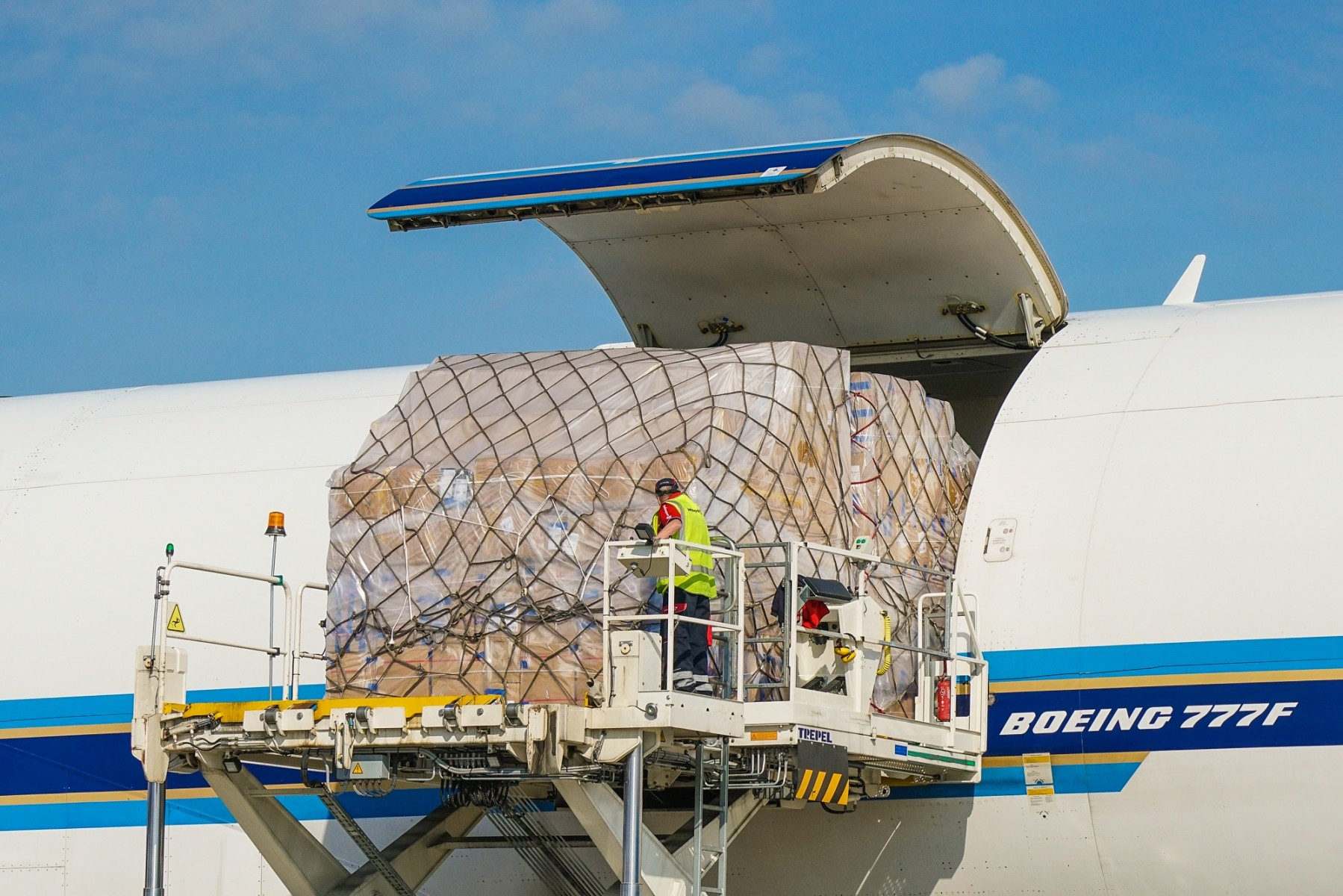 Stansted Cargo