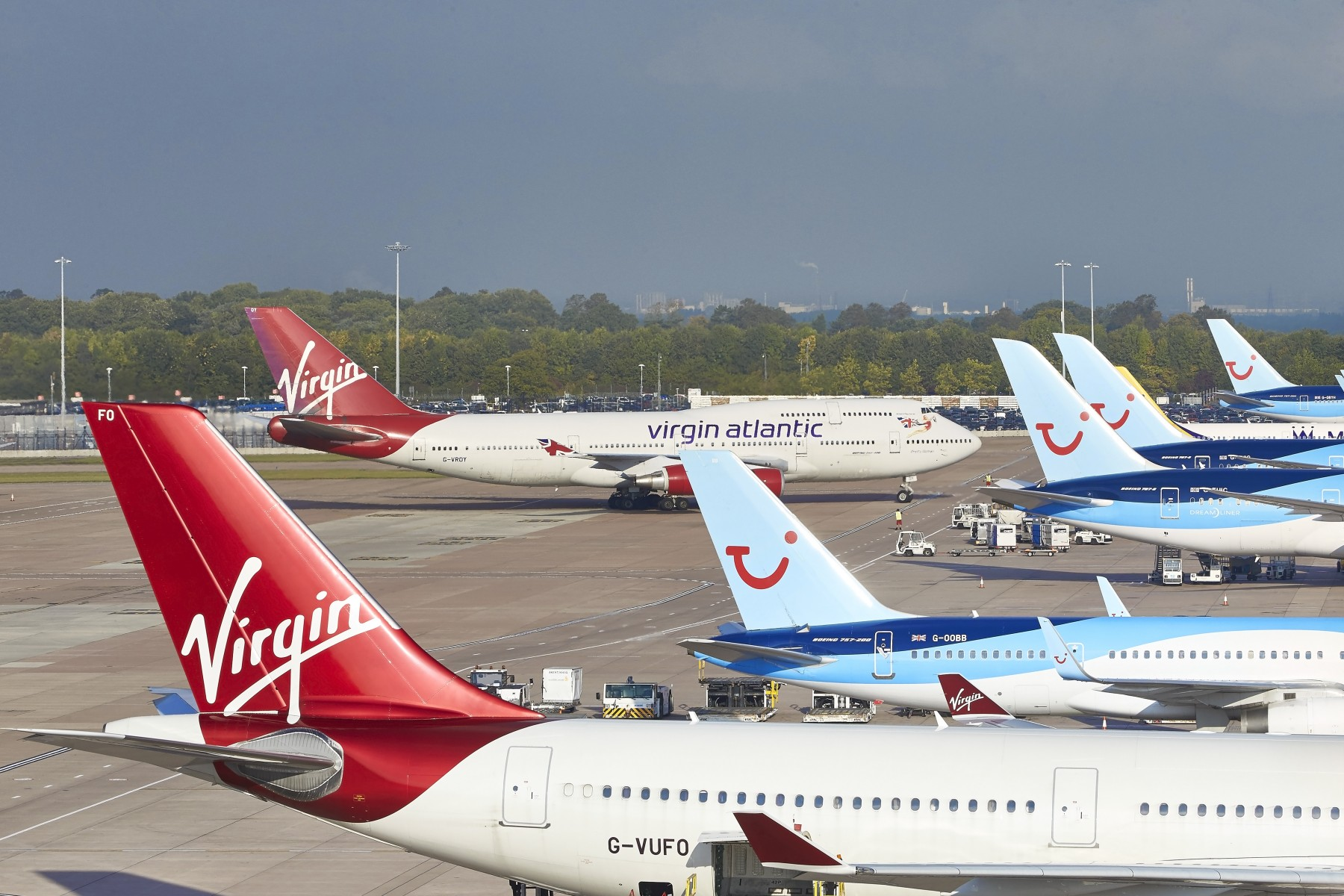 Manchester Airport Celebrates A Bumper Year