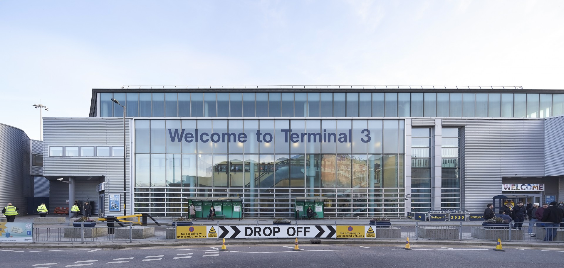 Manchester Airport Confirms Date For New System To Manage Congestion