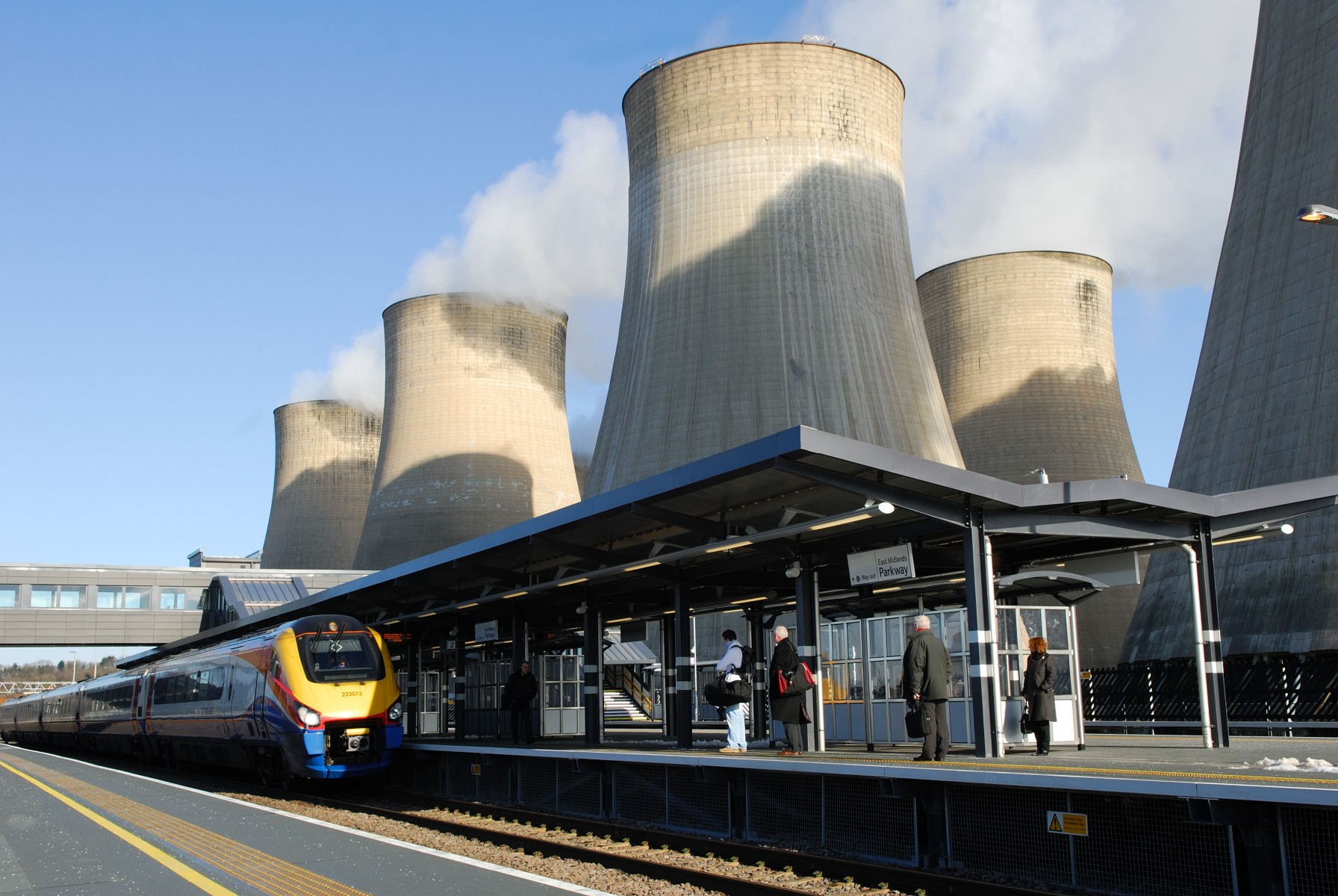East Midlands Parkway Potential Being Missed Says Airport