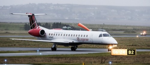 Big Partnership Loganair Jet - 132