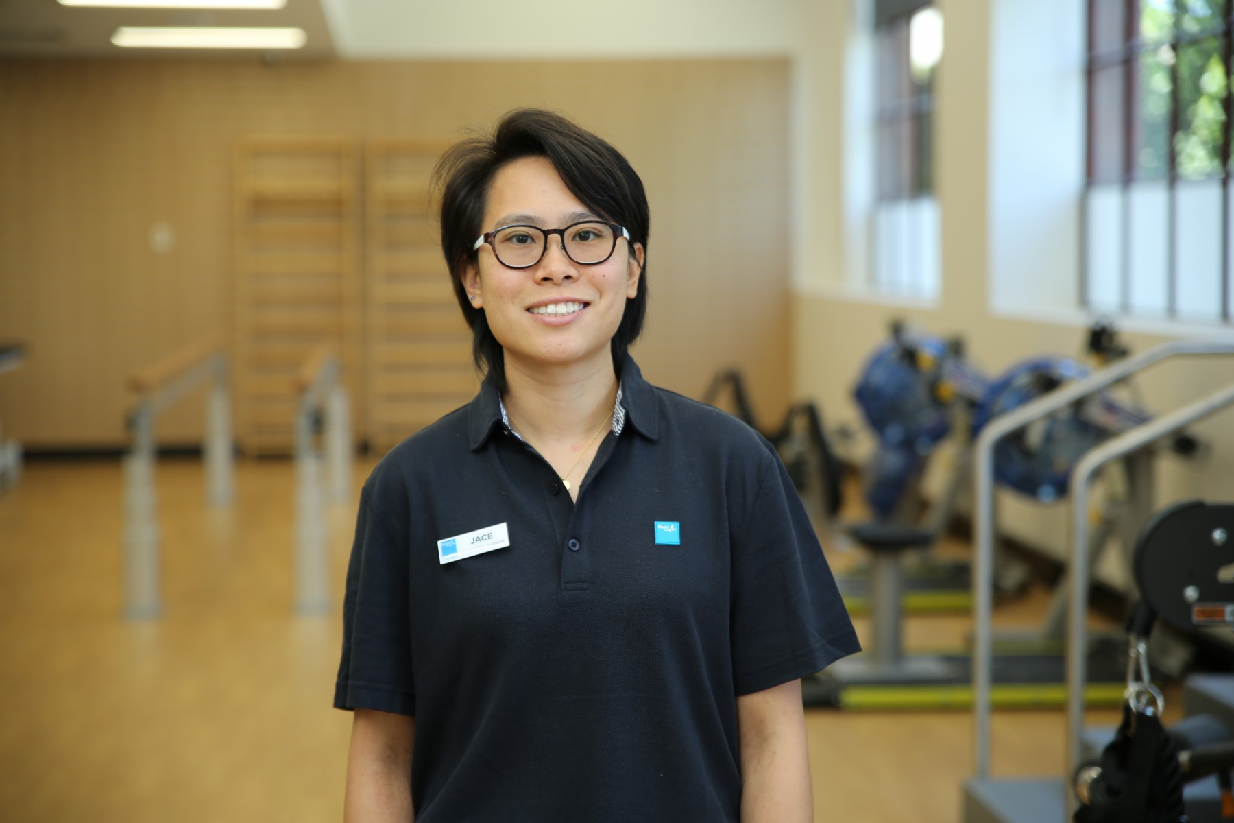 Jacelyn Goh at Bupa Therapy