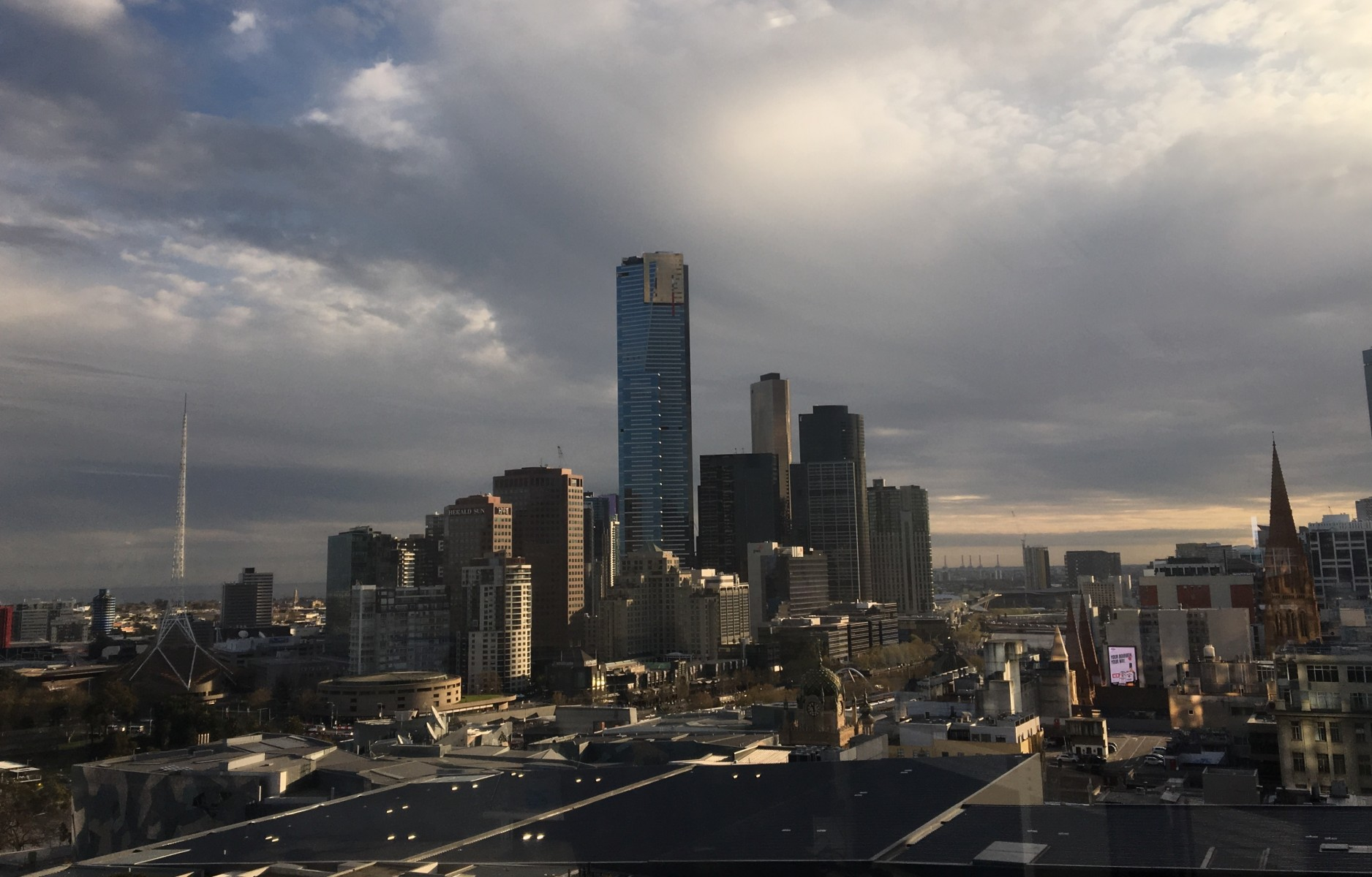 Asthma in Melbourne Thunderstorm