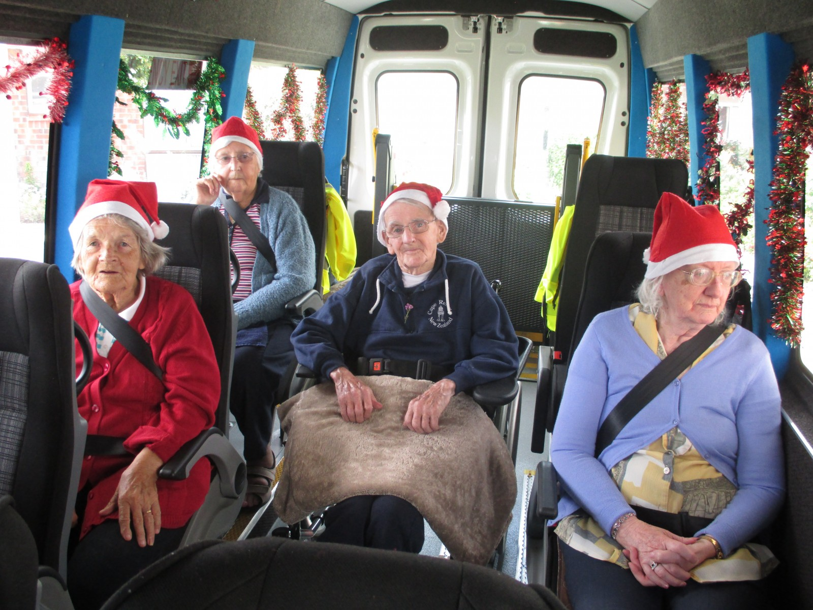 Beating Elderly Isolation at Christmas