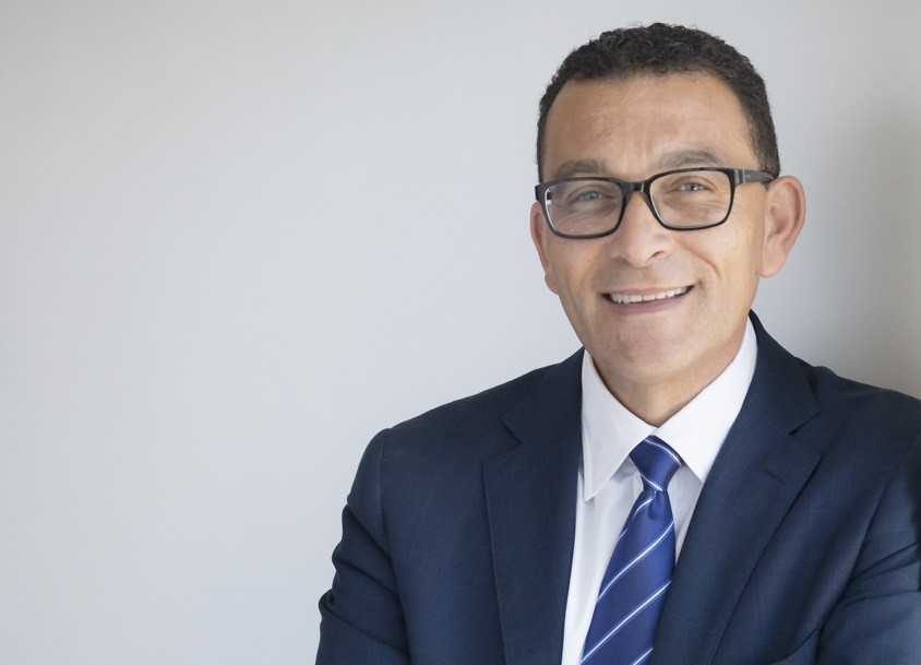 Hisham El-Ansary, new Bupa Australia and New Zealand CEO