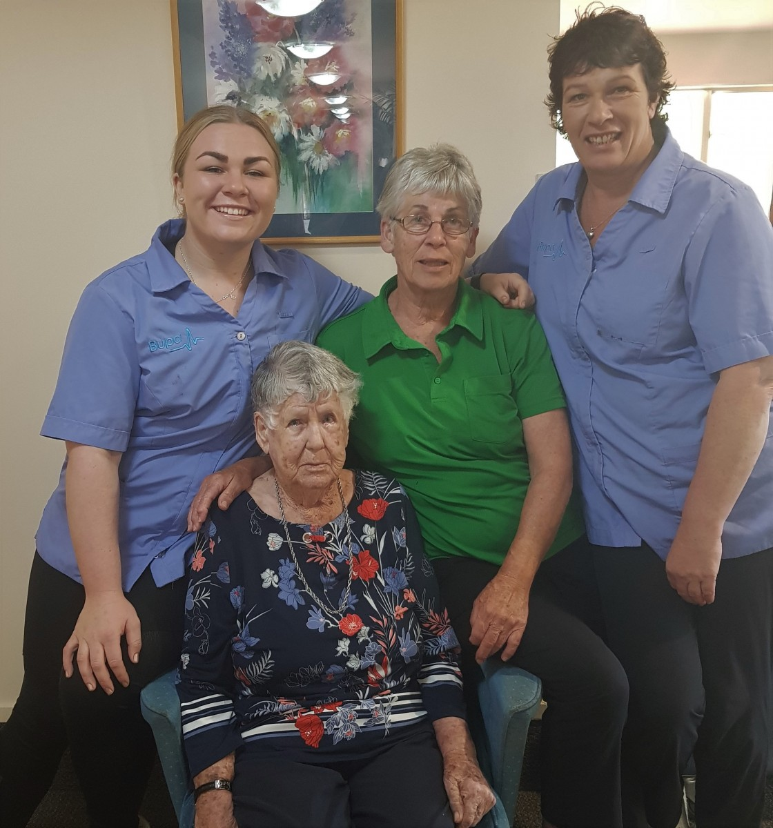 Longwood Care Home Rule Family