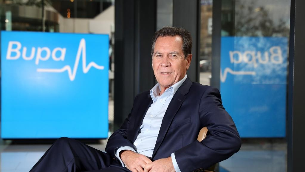 Richard Bowden, Bupa Australia CEO