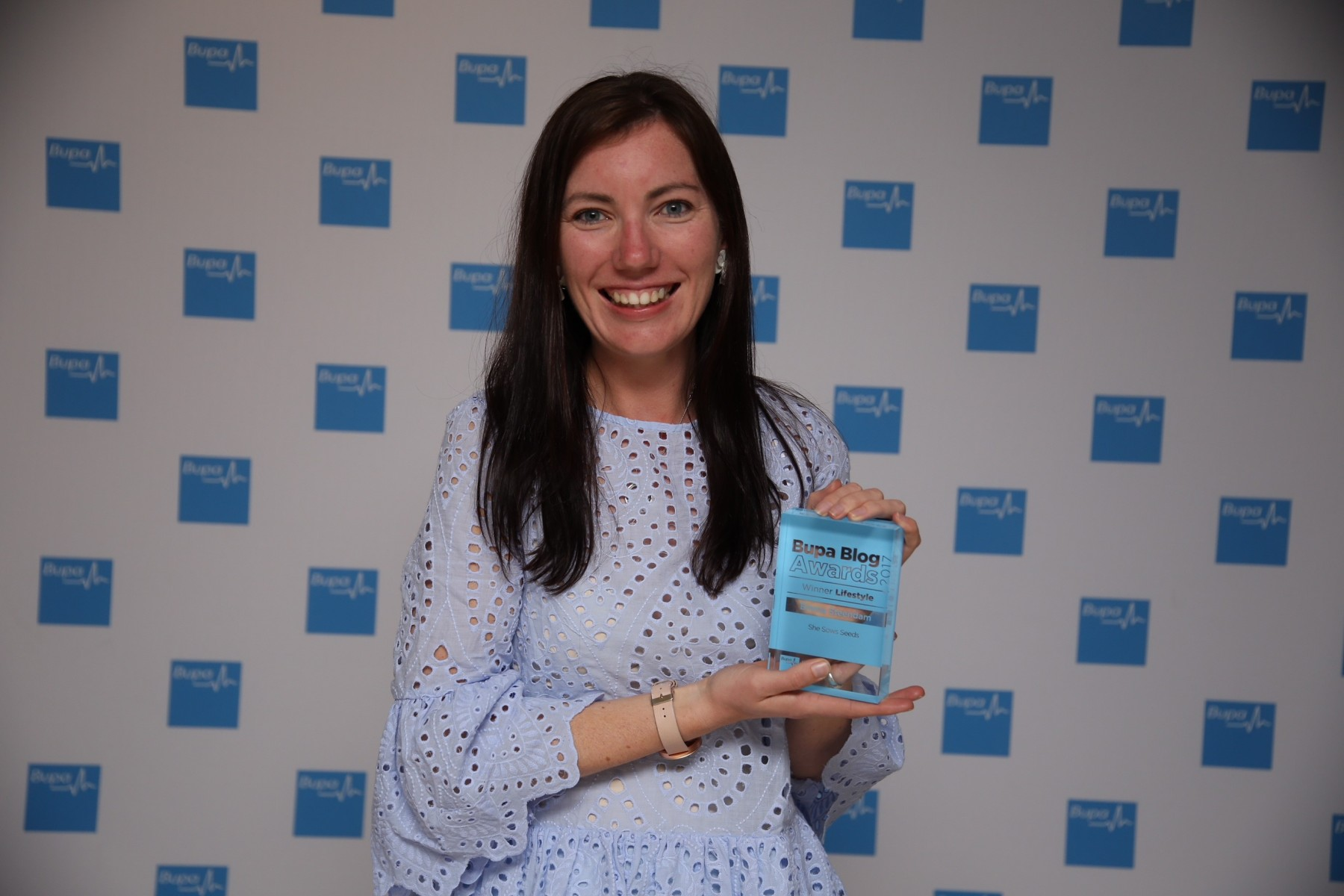 She Sows Seeds Bupa Blog Awards