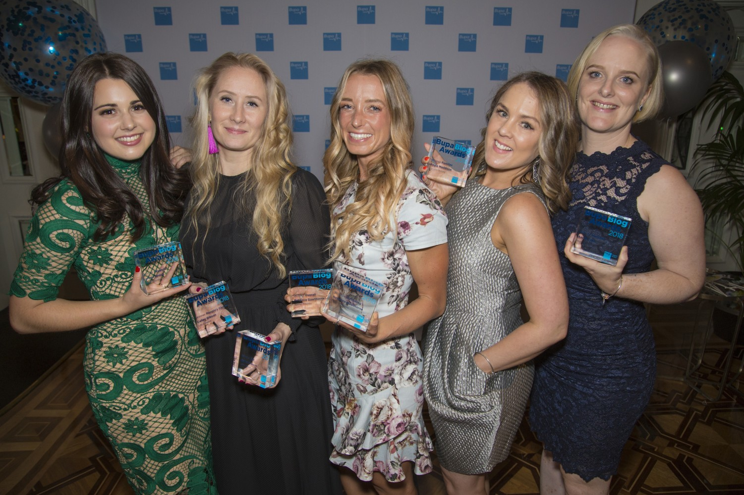 2018 Bupa Blog Award Winners