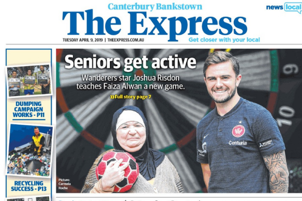 Canterbury Bankstown express - Bupa Bankstown