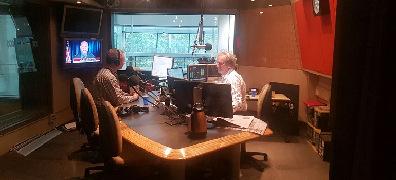 Dwayne-Crombie-and-Jon-Faine-in-774-ABC-Melbourne-studio