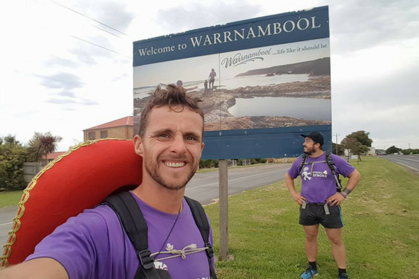 Stroll for Stroke in Warnambool