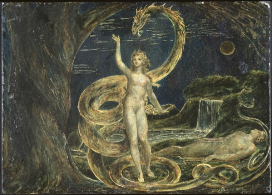 Image result for fall of eve in paradise lost