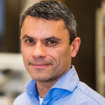 Declan Ali, professor of biology, is studying the effects of cannabis on developing embryos in model organisms.