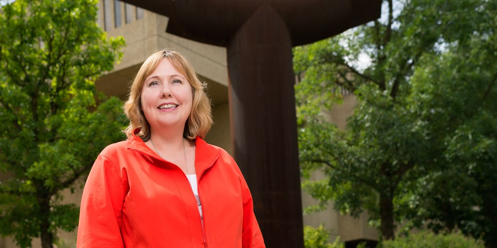 Law professor Joanna Harrington will be heading to Texas in January as the Fulbright Canada Visiting Research Chair in Policy Studies.