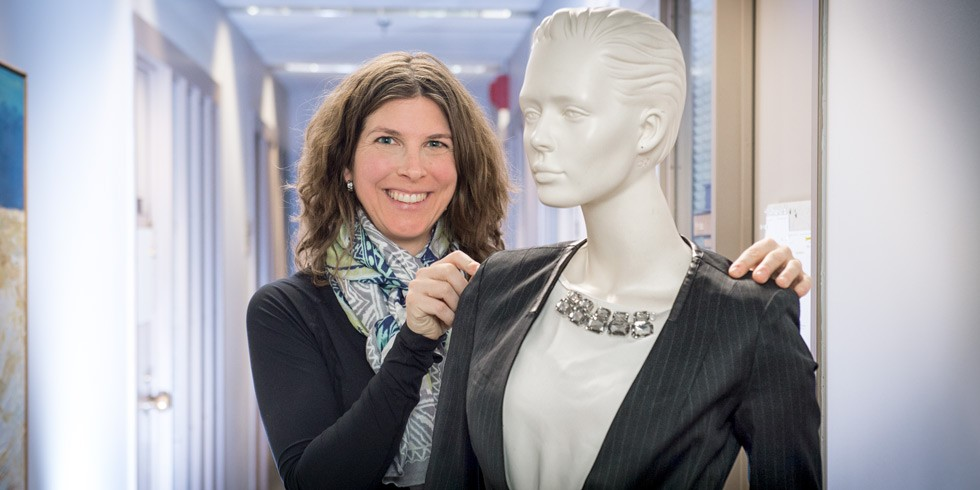 Marketing expert Jennifer Argo says the flawless beauty of idealized mannequins can turn off some shoppers. (Photo: Richard Siemens)