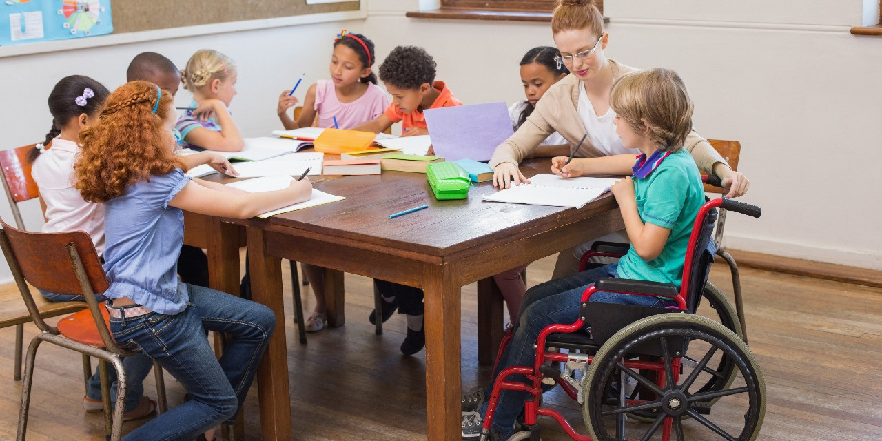 Disability prejudice in the classroom can teach children early on that some lives are more worthy than others. (Thinkstock)