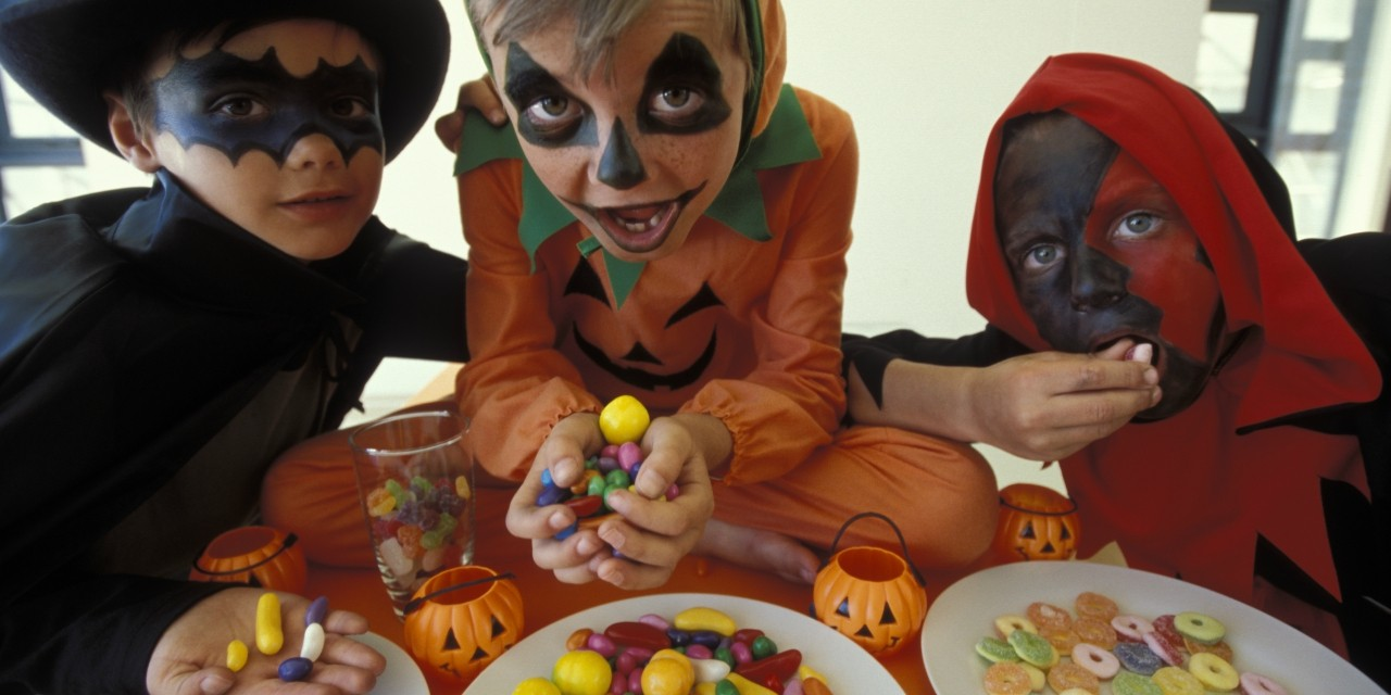 Halloween can be frightening for parents who want their kids to eat well, but it doesn't have to be.