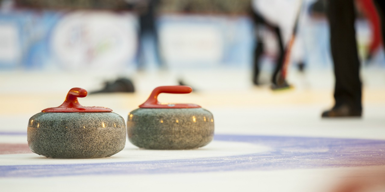A UAlberta researcher has developed the first mathematical model for why curling rocks curl as they slide down the pebbled ice.