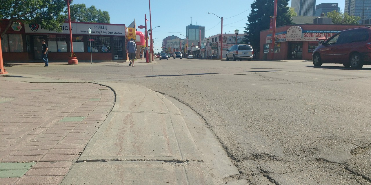 Researchers analyzed road dust in Edmonton's downtown core and found that it reacts with sunlight. Now they hope to find out what chemical reactions result and whether other types of dust create different reactions.