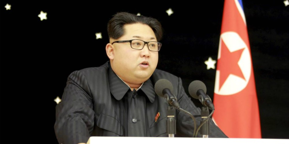 North Korean leader Kim Jong Un's seeming readiness to discuss denuclearization owes more to South Korean diplomacy than to threats by U.S. President Donald Trump, argues UAlberta historian Brian Gold. (Photo: Korean Central News Agency)