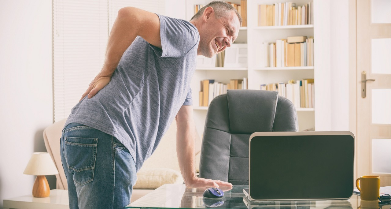 New research shows it's better to deal with lower back pain by staying as active as possible rather than taking pain relievers and staying in bed.