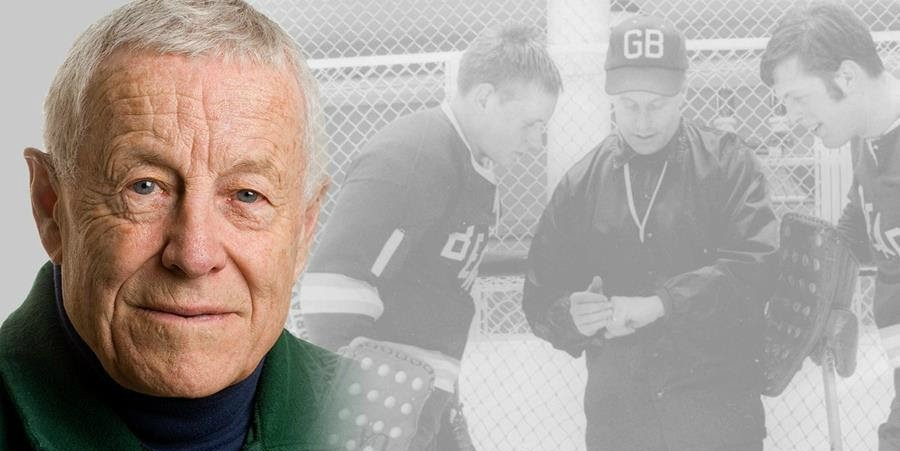 A legend in the coaching profession, Clare Drake died Saturday night. He always thought of himself as a teacher first, and influenced generations of hockey players and coaches.