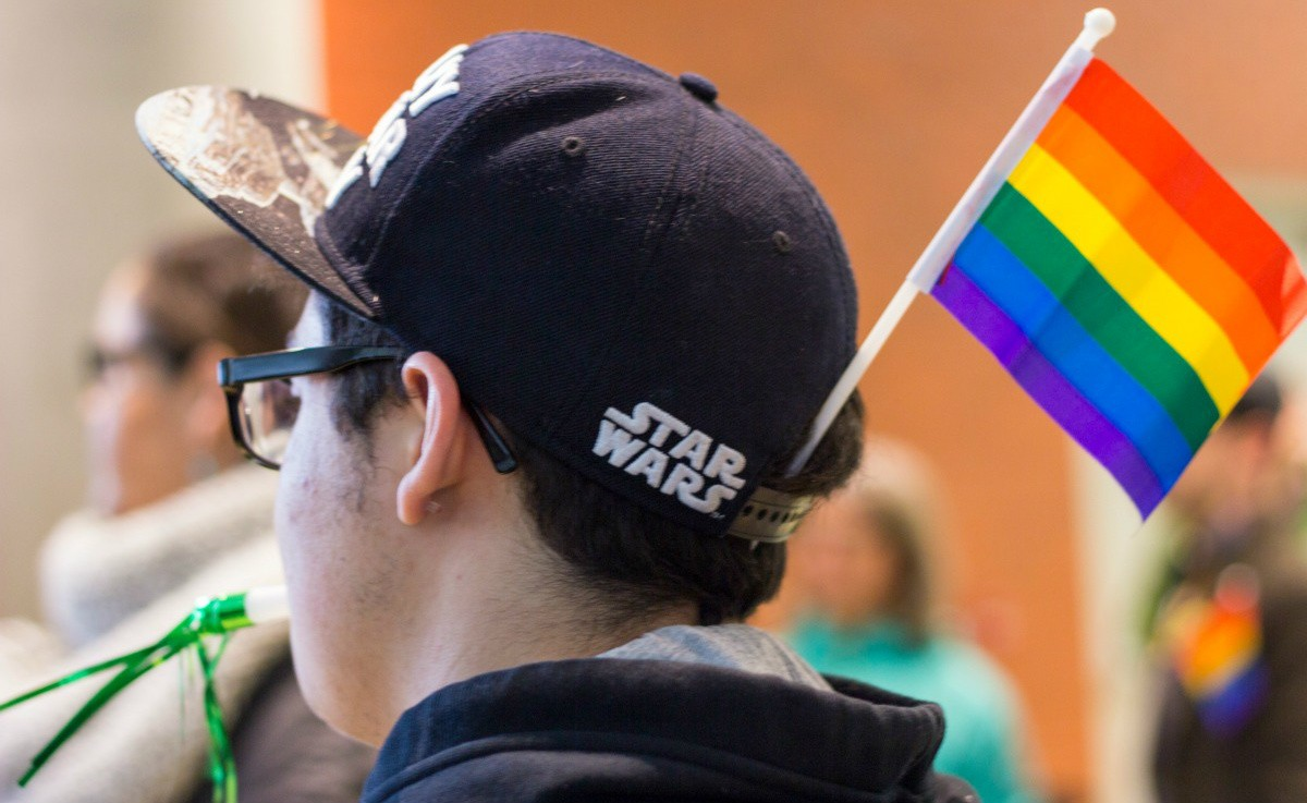No one's freedoms are impinged by Alberta's legislation supporting gay-straight alliances in schools, because they are voluntary and extracurricular clubs, argues U of A education expert Kris Wells. (Photo: Faculty of Education)