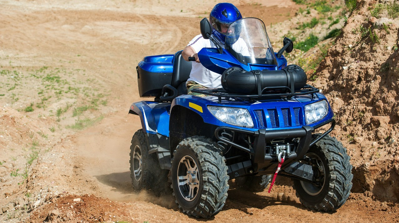 More quads are sold in Alberta than almost any other province, and incidents involving off-highway accidents send 5,200 people to hospital with injuries costing Albertans more than $100 million every year.